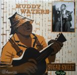"10"" ✦✦ MUDDY WATERS ✦✦ ""Sugar Sweet"" (Limited Edition)"